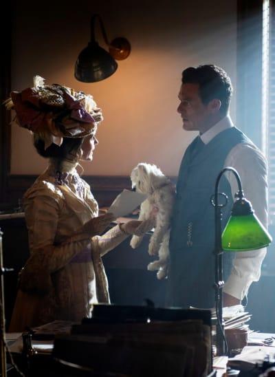 Wedding Planning - The Alienist: Angel of Darkness Season 1 Episode 3