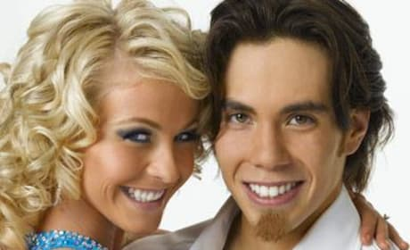 Apolo Anton Ohno, Julianne Hough