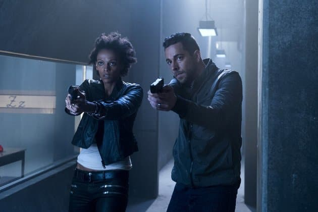 Luke and Joanna - Heroes Reborn