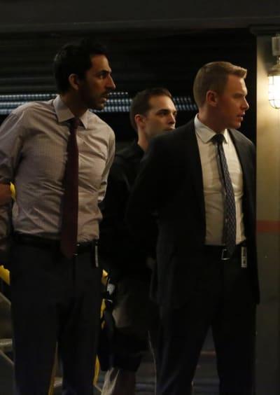 Ressler and Aram Arrested - The Blacklist Season 6 Episode 21