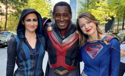 Supergirl: Melissa Benoist Says Goodbye as CW Drama Wraps Production