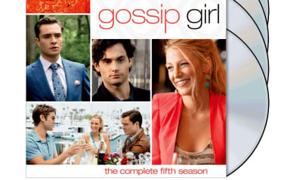 Gossip Girl Season 5 DVD Release Date Announced