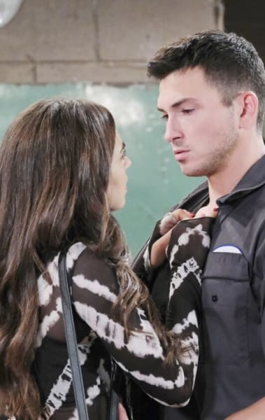 Another Dangerous Situation/Tall - Days of Our Lives