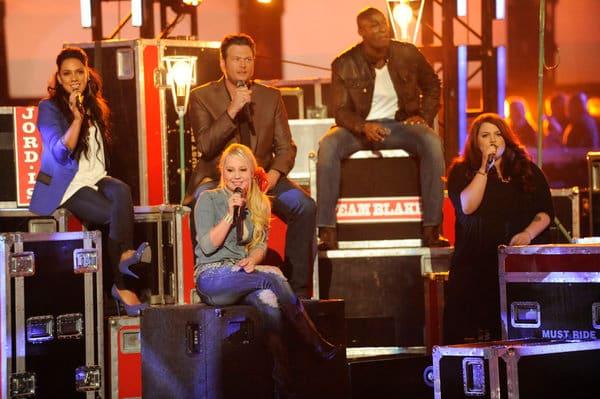 Team Blake on The Voice