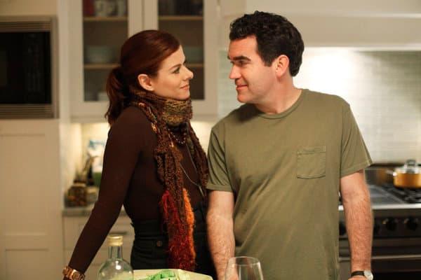 Julia and Frank