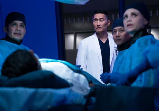 Daniel Dae Kim on The Good Doctor