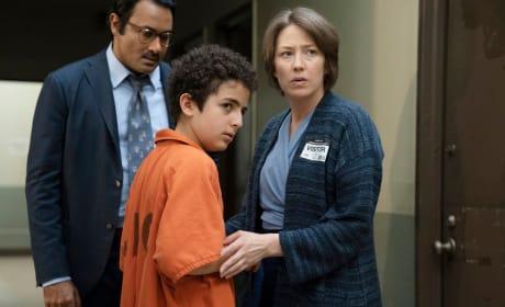 Scared Little Man - The Sinner Season 2 Episode 3