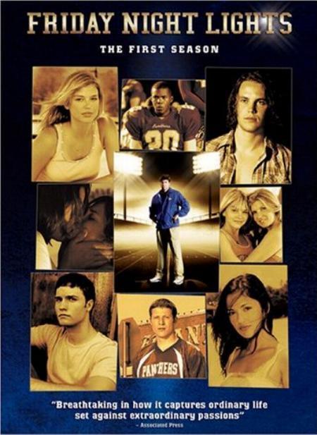 Friday Night Lights DVD