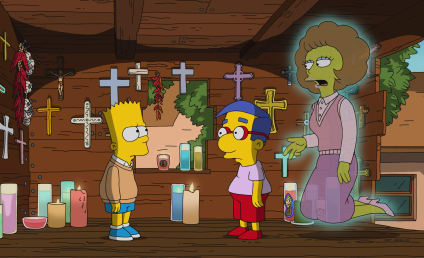 Watch The Simpsons Online: Season 29 Episode 21