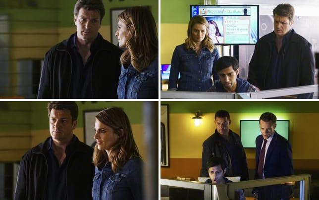 Partners in crime love castle