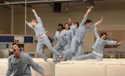 """Glee Episode Stills from """"Mattress"""""""