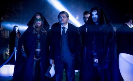 Better Flanking - Arrow Season 7 Episode 16