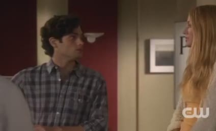 "Gossip Girl Sneak Preview Clips: ""Memoirs Of An Invisible Dan"""
