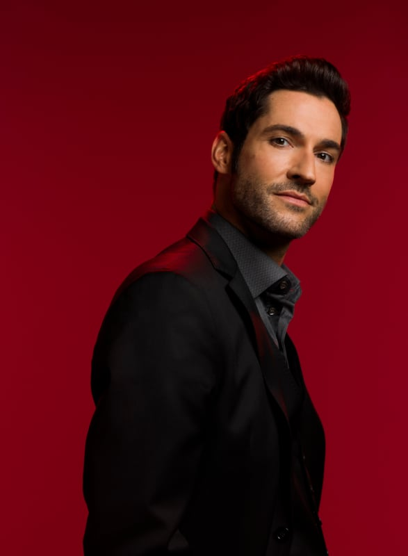 Lucifer Morningstar (Tom Ellis)