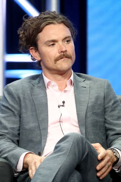 Clayne Crawford Promotes Lethal Weapon