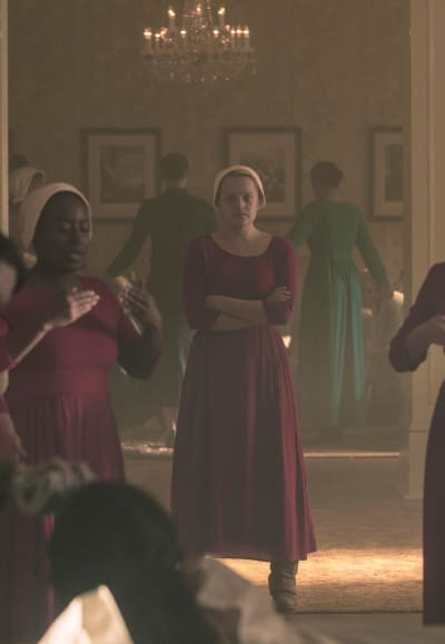 Unwilling To Participate  - The Handmaid's Tale Season 3 Episode 8