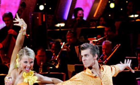 Delightful Dancing Stars