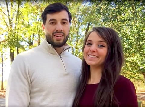 Jeremy Vuolo and Jinger Duggar - Counting On