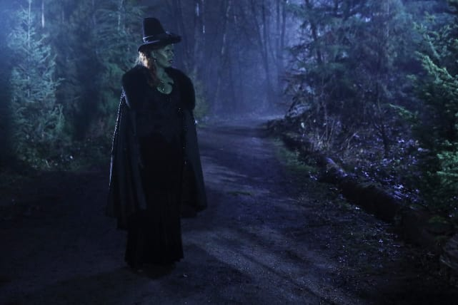 Who's There? - Once Upon a Time Season 6 Episode 18