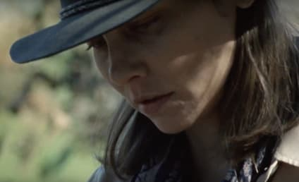 The Walking Dead Season Finale Trailer Teases Lauren Cohan's Return as Maggie