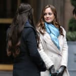 Michelle and Leighton