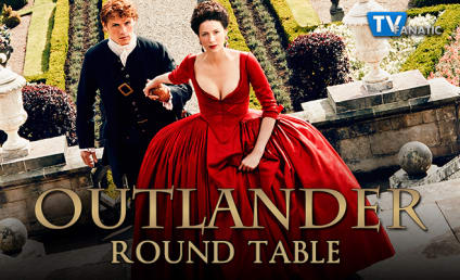 Outlander Round Table: Jamie's Surprising Reaction