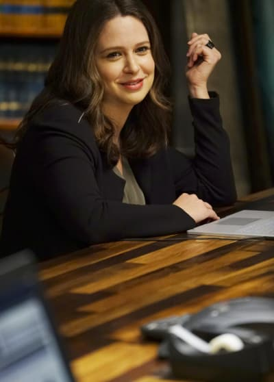 Quinn Is Happy - Scandal