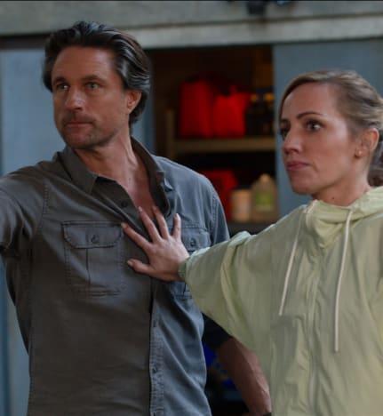 Protecting His Sister - tall - Virgin River Season 3 Episode 7