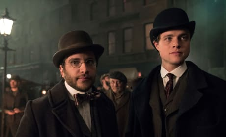 Dogged Detectives - The Alienist Season 1 Episode 4