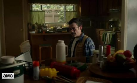 Halt and Catch Fire Clip: A Romantic Staycation!