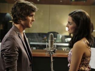 Javier and Adrianna