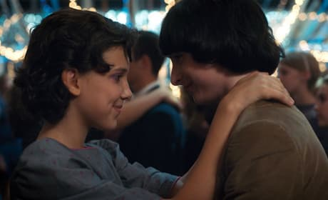 Eleven & Mike - Stranger Things