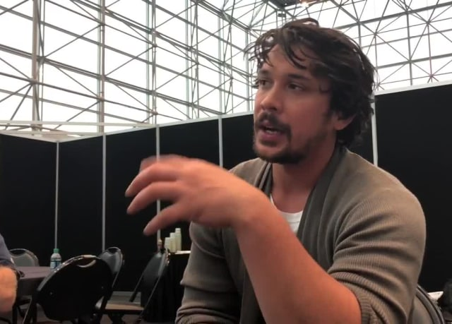The 100 Bob Morley On Emotional Payoff And Bellamys Next Journey