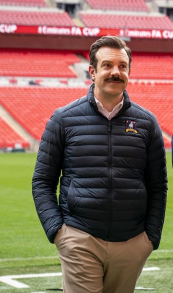 Ted on the Pitch - Ted Lasso Season 2 Episode 8