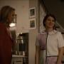 Allison Makes Her Own Dress - Madam Secretary Season 3 Episode 18