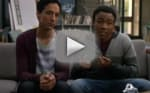 Troy and Abed Rap
