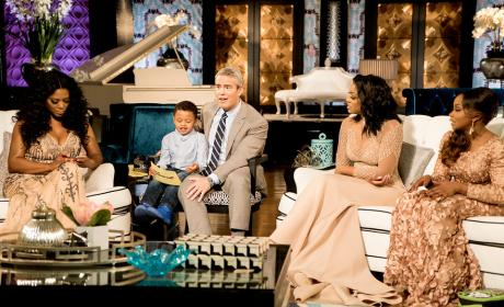 Phaedra's Son Meet Andy - The Real Housewives of Atlanta