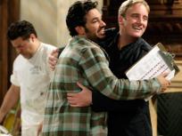Gary and Dennis Hug