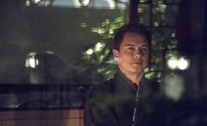 Arrow Scoop: John Barrowman on Training Thea, Stuff Hitting the Fan & More