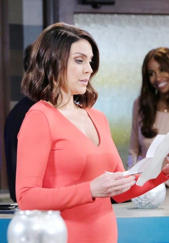 Chloe Gets a Letter - Days of Our Lives