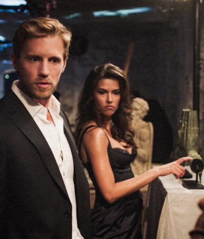 Blood & Treasure Series Premiere Review: The Curse of Cleopatra