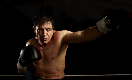 Holt McCallany in the Ring