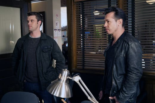 Casey and The Other Dawson - Chicago Fire Season 3 Episode 22