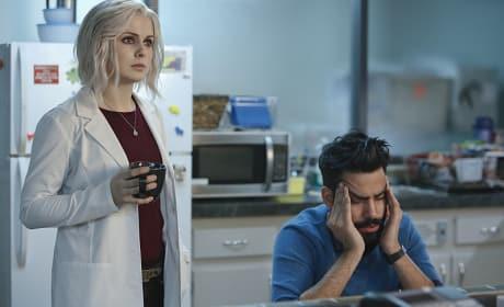 Stressed Ravi - iZombie Season 2 Episode 12