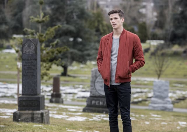 Grab the Tissues - The Flash Season 3 Episode 19