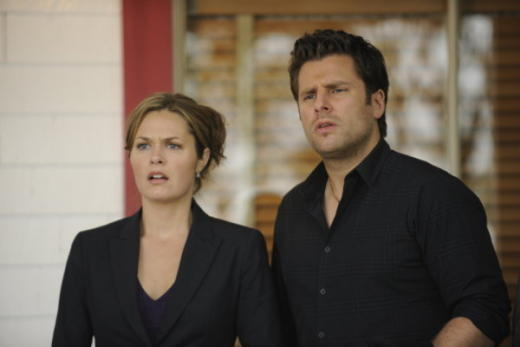 Look Who is Playing Juliets Father on Psych! - TV Fanatic