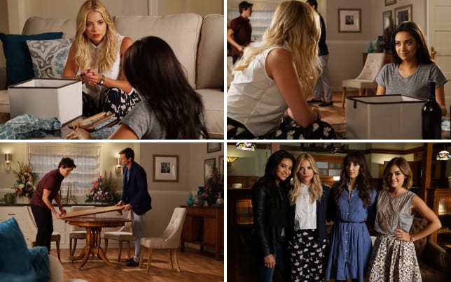 Tell me whats going on pretty little liars s6e12