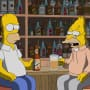 Heading to Denmark - The Simpsons