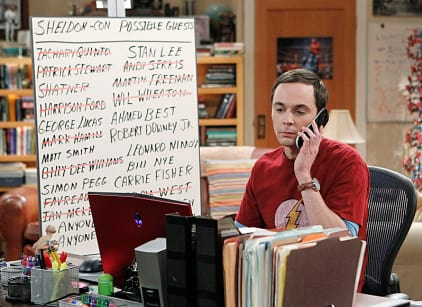Watch The Big Bang Theory Season 7 Episode 14 Online