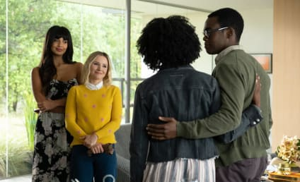 The Good Place Season 4 Episode 5 Review: Employee of the Bearimy
